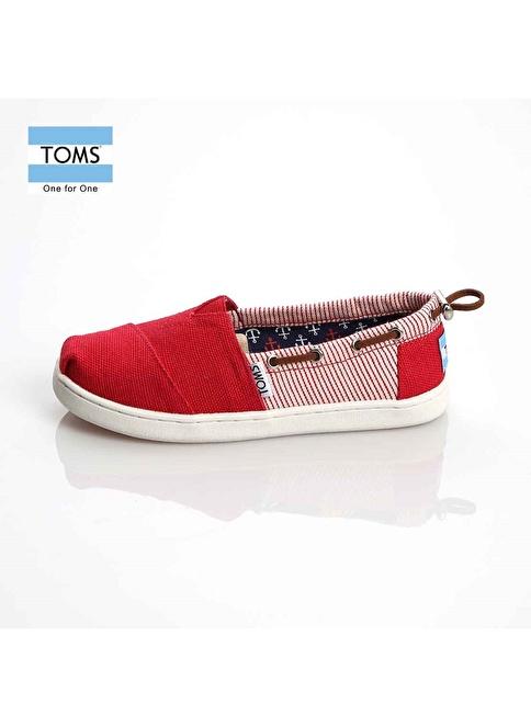 Toms Ayakkabı Kırmızı